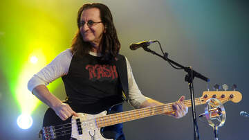 Rock News - Geddy Lee Reveals the Most-Prized Guitars in His Collection