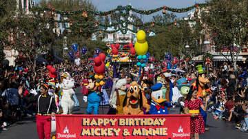 Carolyn McArdle - Disneyland Raises Their Prices!