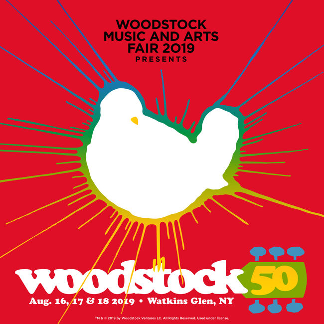 Woodstock 50 Is Coming This Summer