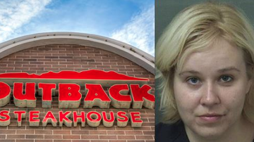 Qui West - Woman Attacks Parents For Not Taking Her To Outback!