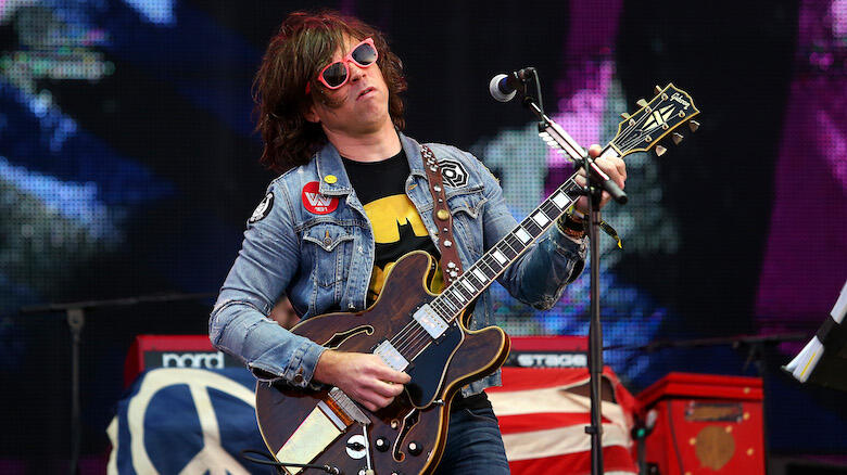 Ryan Adams Cancels Tour Following Abuse Allegations