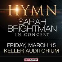 Enter To Win A Pair Of Tickets To See Sarah Brightman at Keller Auditorium March 15th!