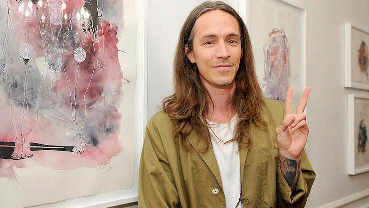 Brandon Boyd Wasn't Aspiring To Be A Rockstar When He Started Incubus   iHeartRadio