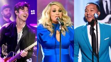 Matt Appleby - WATCH: Some Of Today's Biggest Stars Sing With Elvis!