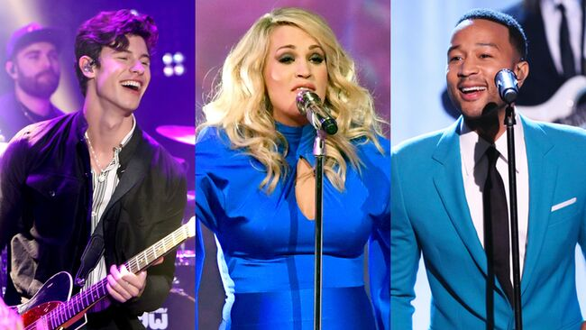 Elvis All-Star Tribute: Shawn Mendes, Carrie Underwood & More To Perform