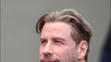 Beth Bradley - John Travolta shaves his head bald