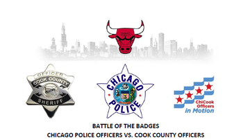None - Battle of the Badges Chicago Police Officers Vs. Cook County Officers