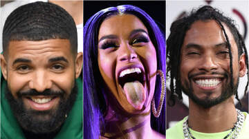 iHeartRadio Music Awards - Drake, Cardi B, Miguel & More Land 2019 iHeartRadio Music Award Nominations