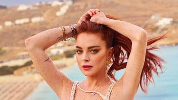 Ryan Seacrest - Lindsay Lohan Reveals to Ryan Why She Returned to Reality TV, the Spotlight