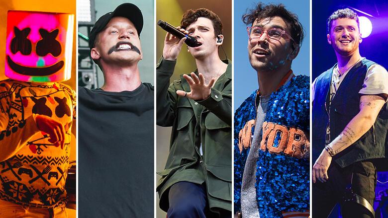 2019 iHeartRadio Music Awards: Best New Pop Artist Nominees