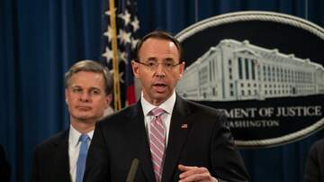The Joe Pags Show - Report: Deputy AG Rosenstein Ready To Step Down