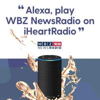 Alexa, Play WBZ NewsRadio on iHeartRadio