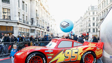 Jesse Lozano Mornings - Lightning McQueen Toy Car Plays NSFW Song