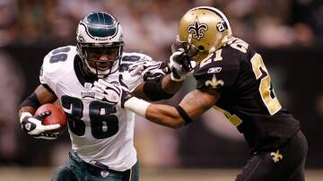Chris Gordy - Brian Westbrook Talks Eagles-Saints on The Chris Gordy Show