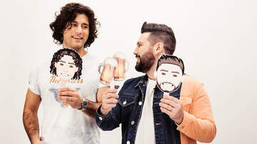 Music News - Dan + Shay Reveal Their Real Life Me vs. Drunk Me Situations (VIDEO)