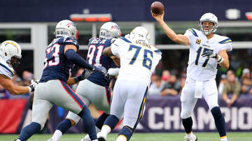#iHeartSoCal - Here's How To Listen As Chargers Take On The New England Patriots on Sunday