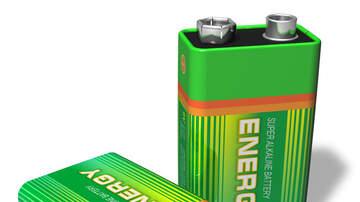 Mark Blazor - Blazor and Josh Do The 9-Volt Battery Challenge
