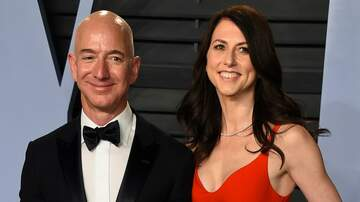 Whiskey and Randy - Amazon's Bezos Headed For Divorce After 25 Years