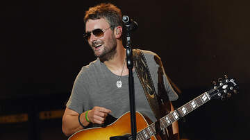 The Eddie Foxx Show -  Eric Church: Brother's Cause of Death Revealed