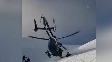 Josh Michael - You Have To See This AMAZING Helicopter Landing!