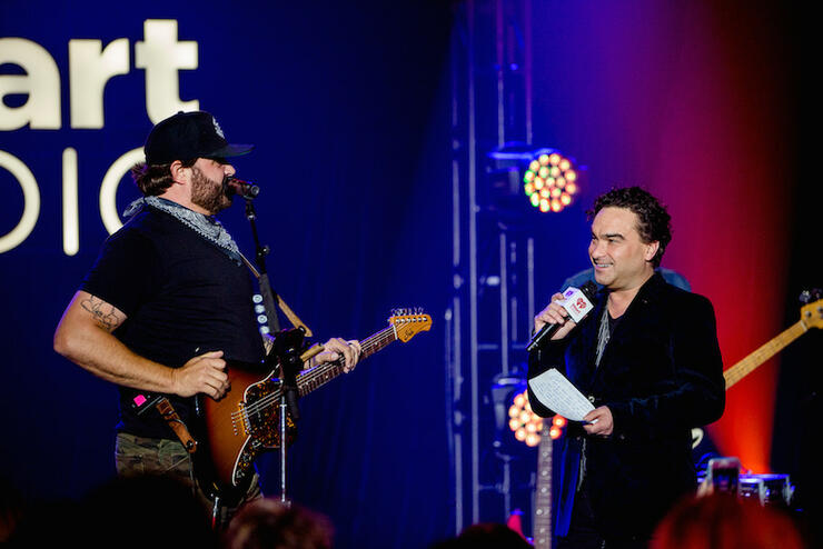 Randy Houser iHeartRadio Album Release Party