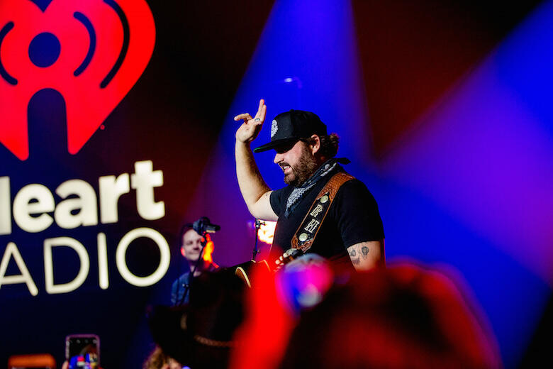 Randy Houser iHeartRadio Album Release Party