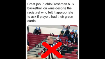 Tucson Happenings - Ref Fired After Asking Pueblo HS Students For Green Cards