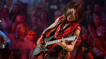 Rock News - Aerosmith's Joe Perry Confirms First Performances Since Health Scare