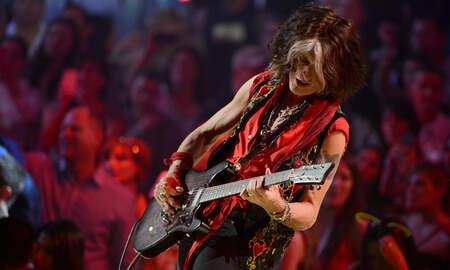 Rock News - Aerosmith's Joe Perry Confirms First Performances Since Health Scare