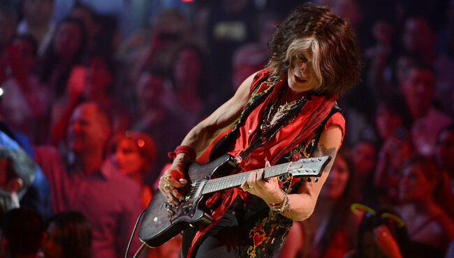 Joe Perry to Return to the Stage Following Health Scare