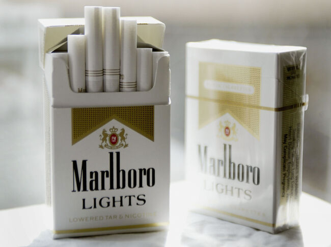 Phillip morris says they will give up cigarettes