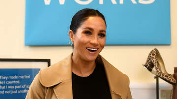 Music News - The Palace Announces Meghan Markle's First 4 Royal Patronages
