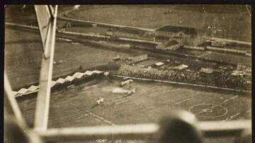 Uncle Sam - First Photo Taken From A Plane
