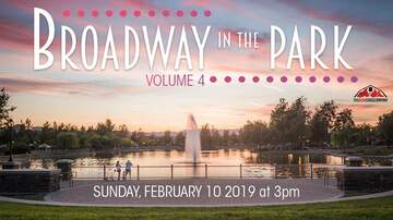 Dwight Arnold - Broadway in the Park- Free Local Concert