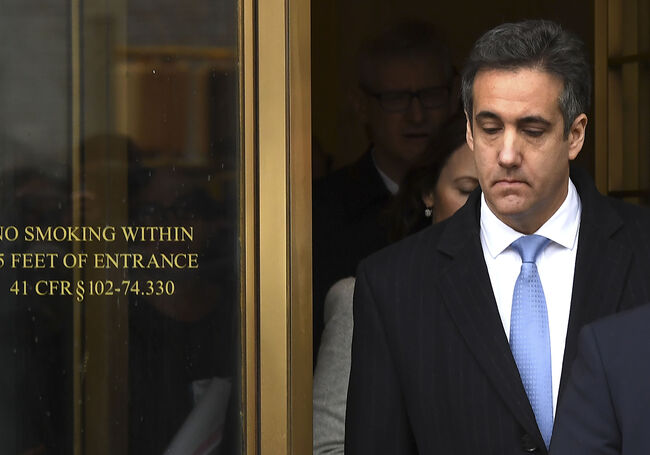 Michael Cohen agrees to testify in front of Congress next month