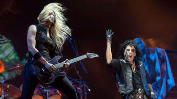 Rock News - Alice Cooper Will Tour Into His 80s, Says Nita Strauss
