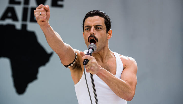 Sing-Along Version of 'Bohemian Rhapsody' Hits Theaters Friday