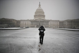 Prepare For Possible Snow Storm Sunday In DC