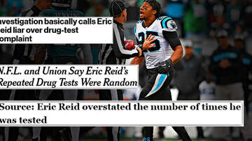 Outkick The Coverage with Clay Travis - Eric Reid's Lie Was Embarrassing