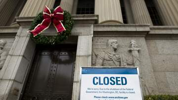 Sonya Blakey - Common questions about the government shutdown