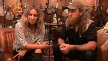 Matt and Aly - Country Stars Adorable Furbaby Gets Scolded