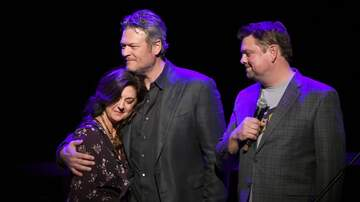 Bob Robbins In The Morning - Eddie Montgomery, Blake Shelton and Others Remember Troy Gentry Live