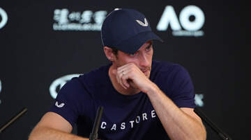 Valentine In The Morning - Andy Murray Emotionally Announces Plan To Retire From Tennis