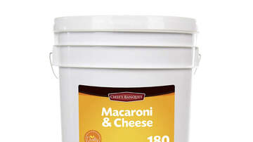 Trevor D in the Morning Show - Costco Now Selling a 27-Pound Bucket of Mac and Cheese!!