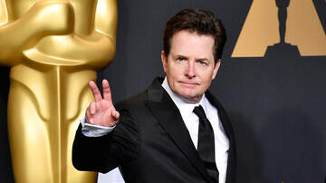 Valentine In The Morning - Michael J. Fox Gets His First Tattoo (Photo)