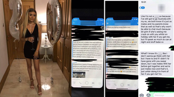 Trending - Woman Shames Cheating BF By Posting Intimate Chats He Had With Other Woman