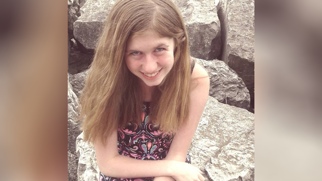 jayme closs found in Wisconsin