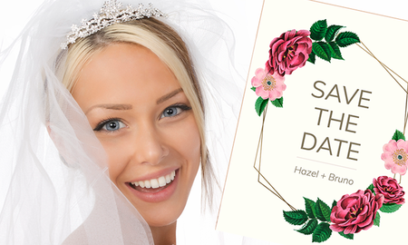 Weird, Odd and Bizarre News - Bride-To-Be's 'Aggressive' 2-Page Save-The-Date Sure To Get Many To RSVP No