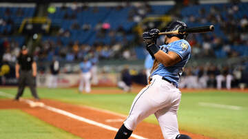 Home Of The Rays - Rays Win 5th Straight With Extra Inning Walkoff Against Orioles