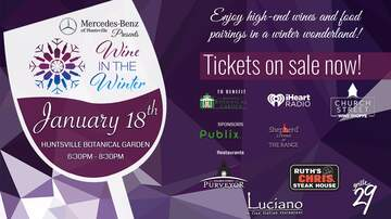 Tennessee Valley News - Wine in the Winter is Friday night!